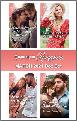 Harlequin Romance March 2021 Box Set