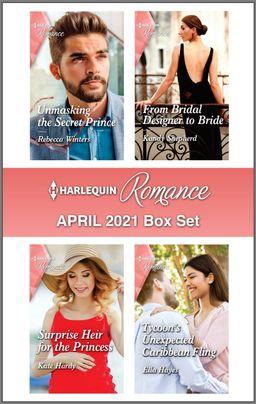 Harlequin Romance April 2021 Box Set