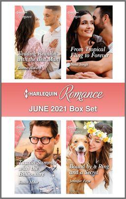 Harlequin Romance June 2021 Box Set
