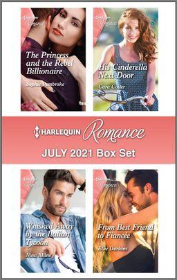 Harlequin Romance July 2021 Box Set