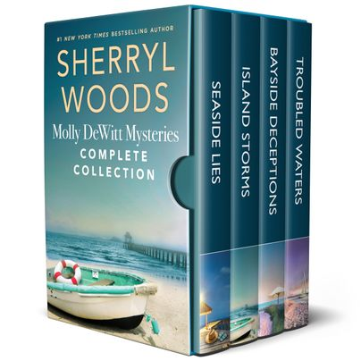 Molly DeWitt Mysteries Complete Collection