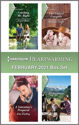 Harlequin Heartwarming February 2021 Box Set