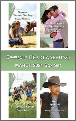 Harlequin Heartwarming March 21 Box Set