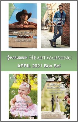 Harlequin Heartwarming April 2021 Box Set