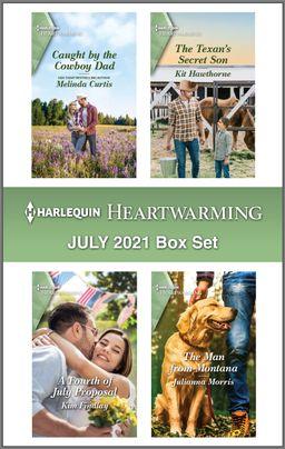 Harlequin Heartwarming July 2021 Box Set