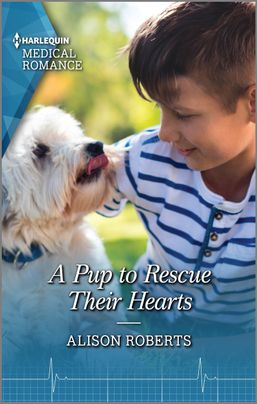A Pup to Rescue Their Hearts