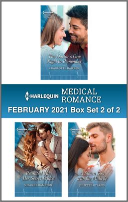 Harlequin Medical Romance February 2021 - Box Set 2 of 2