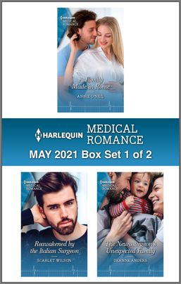 Harlequin Medical Romance May 2021 - Box Set 1 of 2