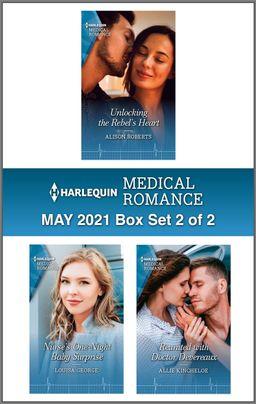 Harlequin Medical Romance May 2021 - Box Set 2 of 2
