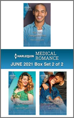 Harlequin Medical Romance June 2021 - Box Set 2 of 2