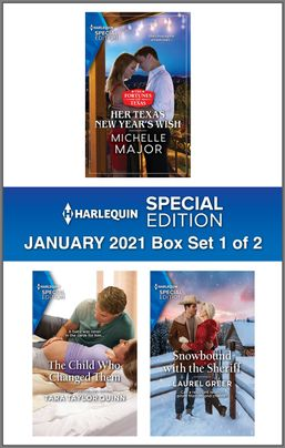 Harlequin Special Edition January2021 - Box Set 1 of 2