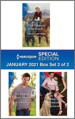 Harlequin Special Edition January 2021 - Box Set 2 of 2