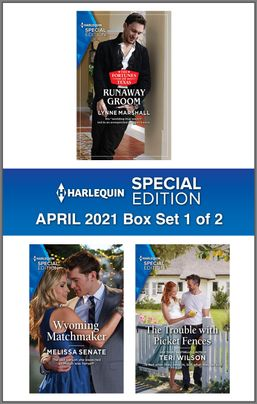Harlequin Special Edition April 2021 - Box Set 1 of 2