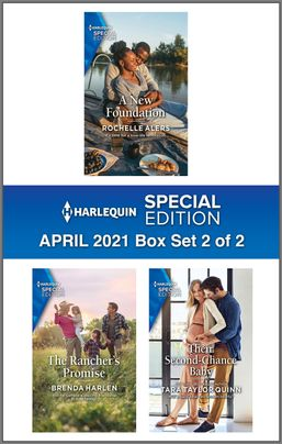 Harlequin Special Edition April 2021 - Box Set 2 of 2