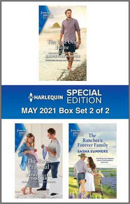 Harlequin Special Edition May 2021 - Box Set 2 of 2
