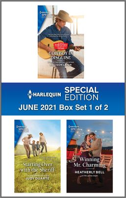 Harlequin Special Edition June 2021 - Box Set 1 of 2