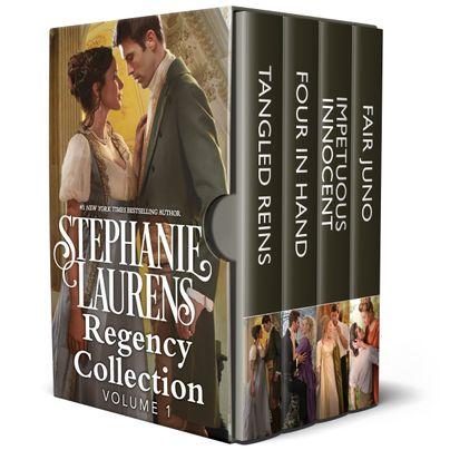 Stephanie Laurens Regency Collection Volume 1