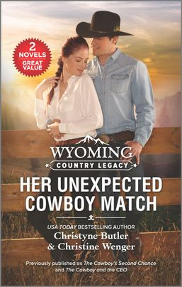 Wyoming Country Legacy: Her Unexpected Cowboy Match