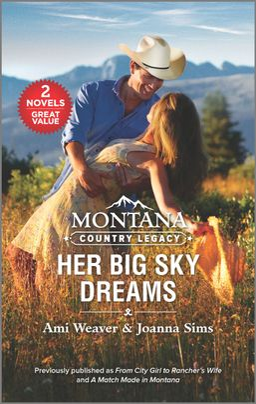 Montana Country Legacy: Her Big Sky Dreams
