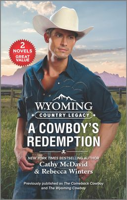 Wyoming Country Legacy: A Cowboy's Redemption