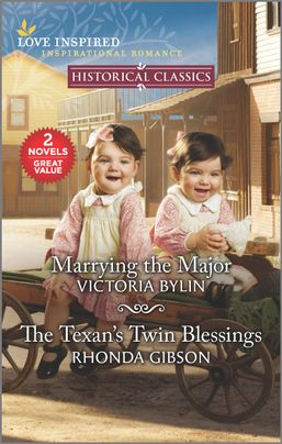 Marrying the Major & The Texan's Twin Blessings