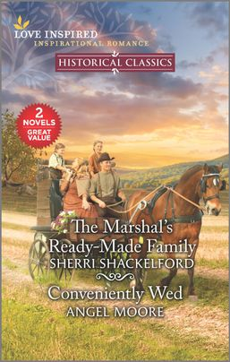 The Marshal's Ready-Made Family & Conveniently Wed