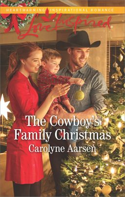 The Cowboy's Family Christmas