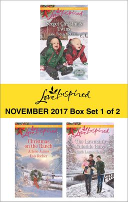 Harlequin Love Inspired November 2017 - Box Set 1 of 2