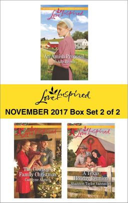 Harlequin Love Inspired November 2017 - Box Set 2 of 2