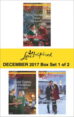 Harlequin Love Inspired December 2017 - Box Set 1 of 2