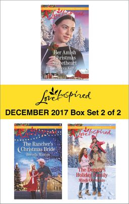 Harlequin Love Inspired December 2017 - Box Set 2 of 2