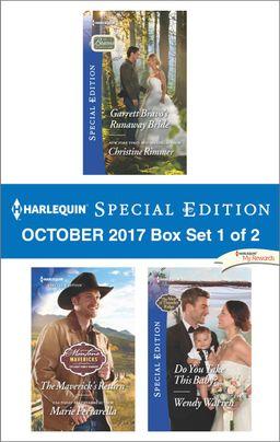 Harlequin Special Edition October 2017 Box Set 1 of 2