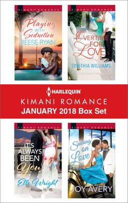 Harlequin Kimani Romance January 2018 Box Set