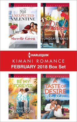 Harlequin Kimani Romance February 2018 Box Set