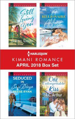 Harlequin Kimani Romance April 2018 Box Set