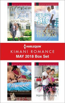 Harlequin Kimani Romance May 2018 Box Set