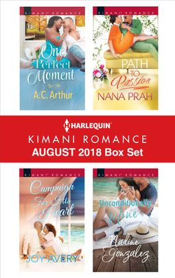 Harlequin Kimani Romance August 2018 Box Set