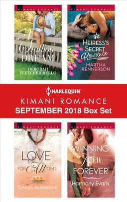 Harlequin Kimani Romance September 2018 Box Set