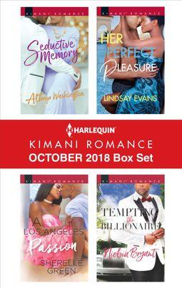 Harlequin Kimani Romance October 2018 Box Set