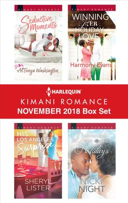 Harlequin Kimani Romance November 2018 Box Set