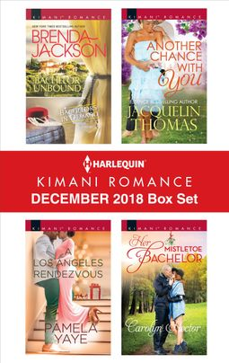 Harlequin Kimani Romance December 2018 Box Set