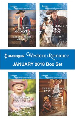 Harlequin Western Romance January 2018 Box Set