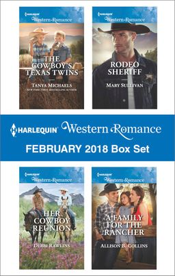 Harlequin Western Romance February 2018 Box Set