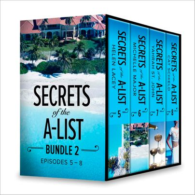 Secrets of the A-List Box Set, Volume 2