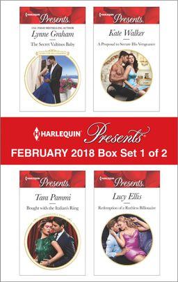 Harlequin Presents February 2018 - Box Set 1 of 2