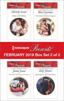 Harlequin Presents February 2018 - Box Set 2 of 2