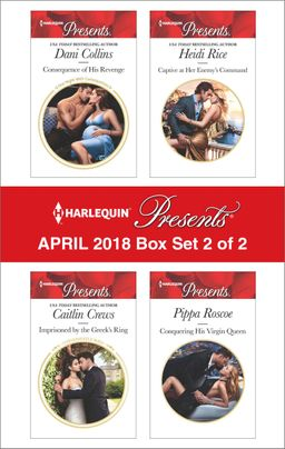 Harlequin Presents April 2018 - Box Set 2 of 2