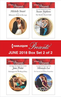 Harlequin Presents June 2018 - Box Set 2 of 2