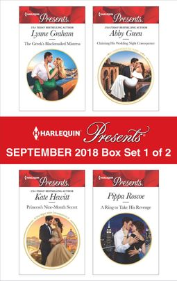 Harlequin Presents September 2018 - Box Set 1 of 2