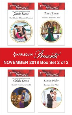 Harlequin Presents November 2018 - Box Set 2 of 2
